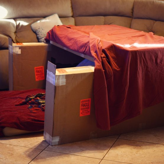 Movie Fort Fail